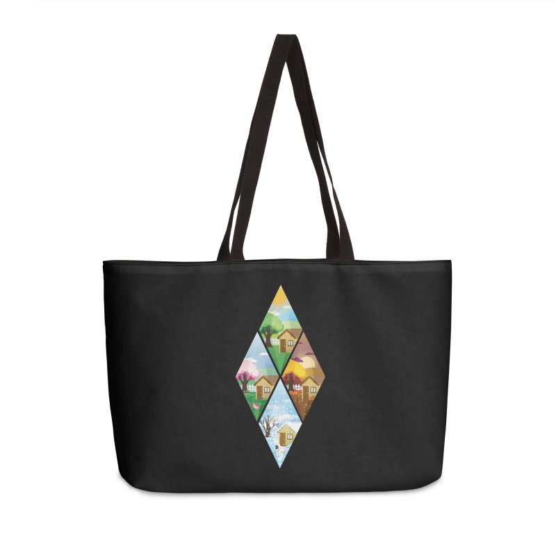The Sims 4 Seasons - Seasonal-bob Accessories Weekender Bag Bag by The Sims Official Threadless Store