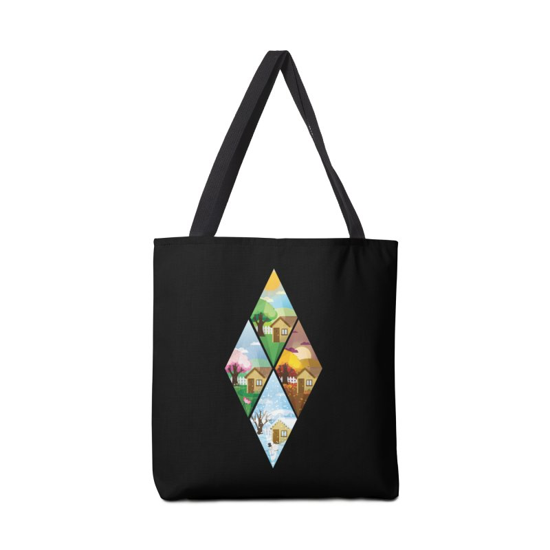 The Sims 4 Seasons - Seasonal-bob Accessories Bag by The Sims Official Threadless Store