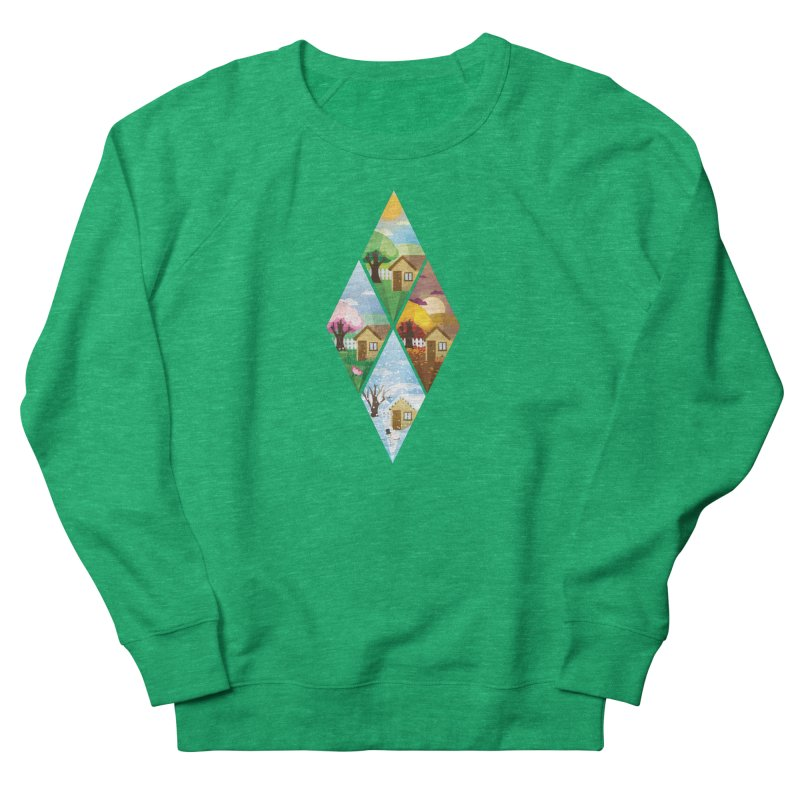 The Sims 4 Seasons - Seasonal-bob Women's Sweatshirt by The Sims Official Threadless Store