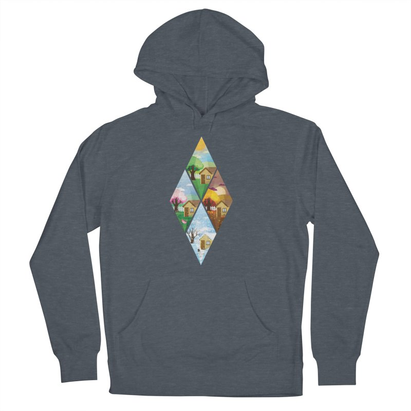 The Sims 4 Seasons - Seasonal-bob Women's French Terry Pullover Hoody by The Sims Official Threadless Store