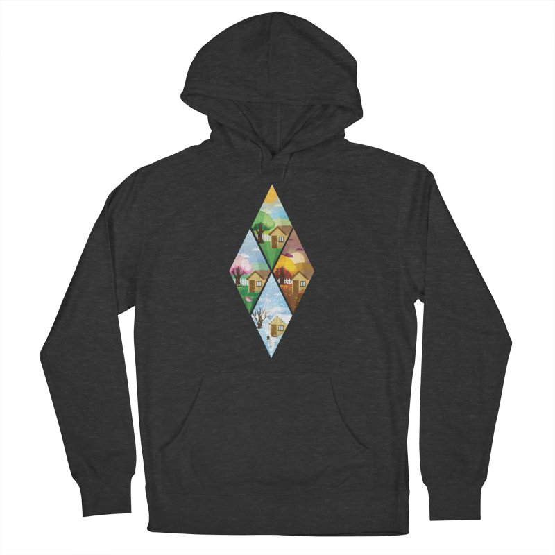 The Sims 4 Seasons - Seasonal-bob Men's Pullover Hoody by The Sims Official Threadless Store