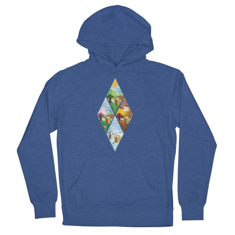 The Sims 4 Seasons - Seasonal-bob Men's French Terry Pullover Hoody by The Sims Official Threadless Store