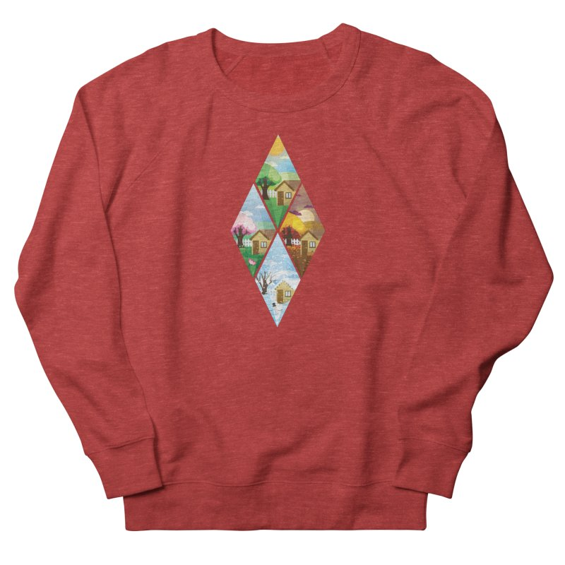 The Sims 4 Seasons - Seasonal-bob Women's French Terry Sweatshirt by The Sims Official Threadless Store