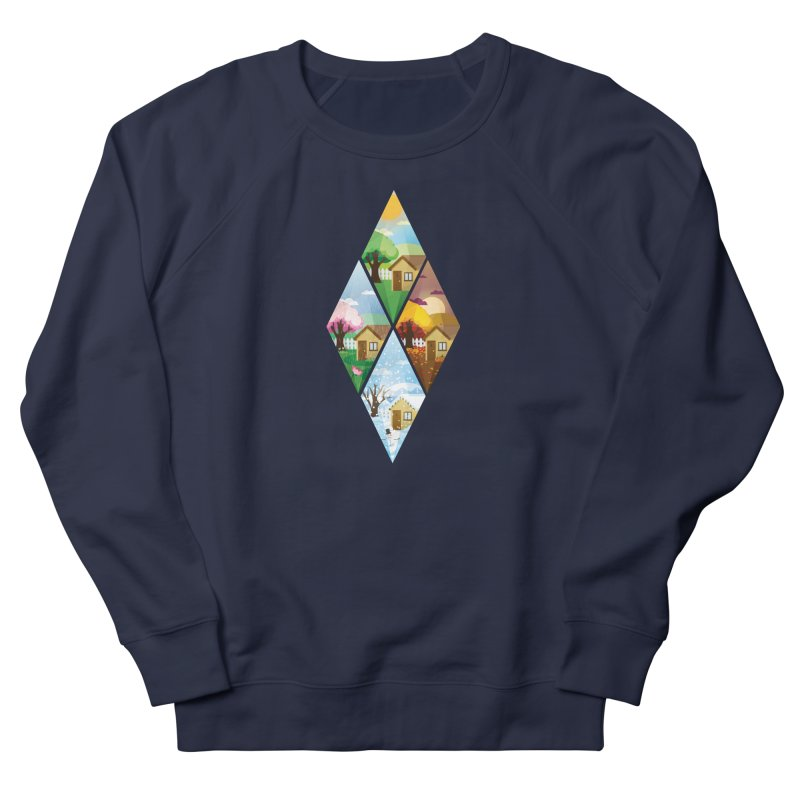 The Sims 4 Seasons - Seasonal-bob Men's Sweatshirt by The Sims Official Threadless Store