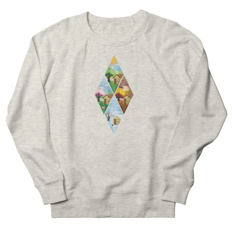 The Sims 4 Seasons - Seasonal-bob Men's French Terry Sweatshirt by The Sims Official Threadless Store