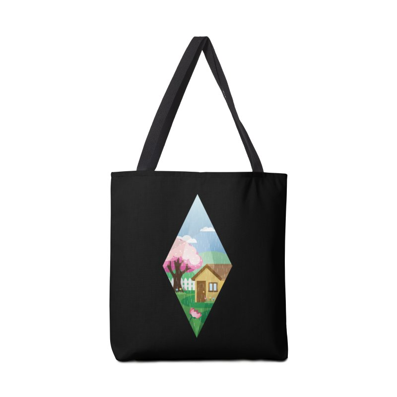 The Sims 4 Seasons - Spring-bob Accessories Bag by The Sims Official Threadless Store