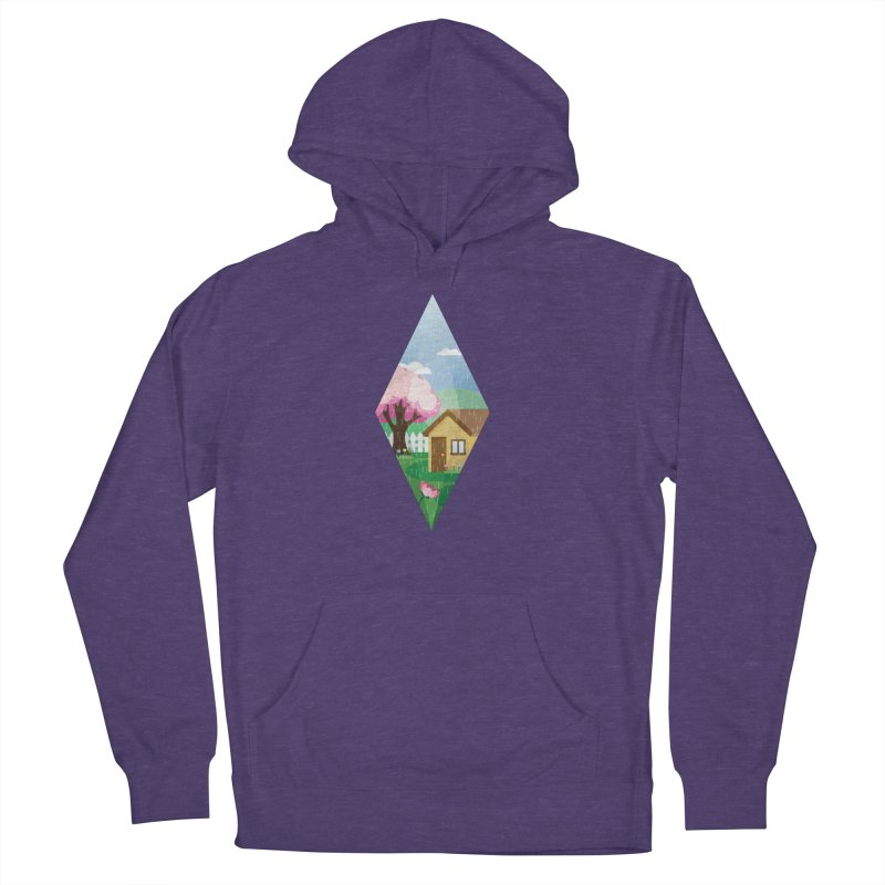The Sims 4 Seasons - Spring-bob Women's French Terry Pullover Hoody by The Sims Official Threadless Store