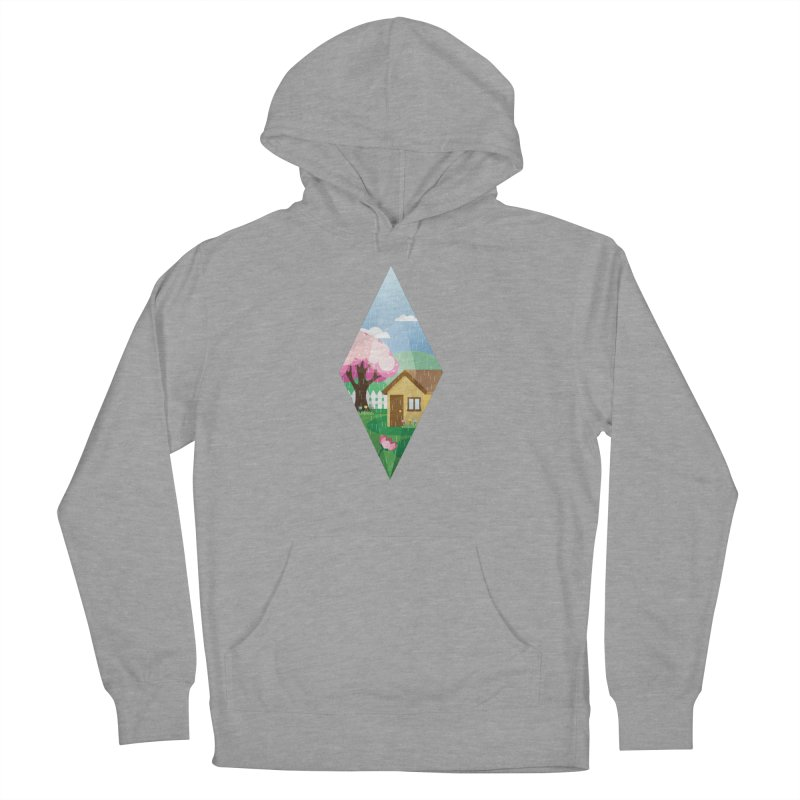 The Sims 4 Seasons - Spring-bob Women's Pullover Hoody by The Sims Official Threadless Store