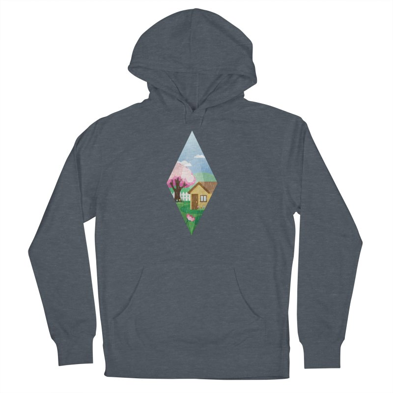 The Sims 4 Seasons - Spring-bob Men's French Terry Pullover Hoody by The Sims Official Threadless Store