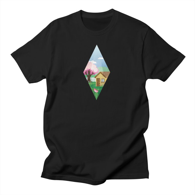 The Sims 4 Seasons - Spring-bob Women's Unisex T-Shirt by The Sims Official Threadless Store