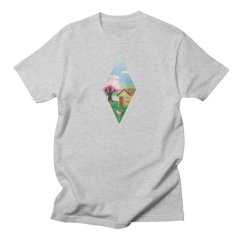 The Sims 4 Seasons - Spring-bob Women's Regular Unisex T-Shirt by The Sims Official Threadless Store