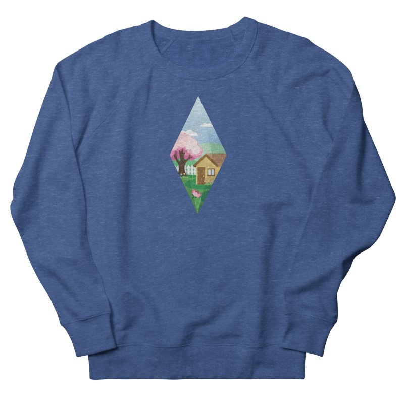 The Sims 4 Seasons - Spring-bob Women's Sweatshirt by The Sims Official Threadless Store