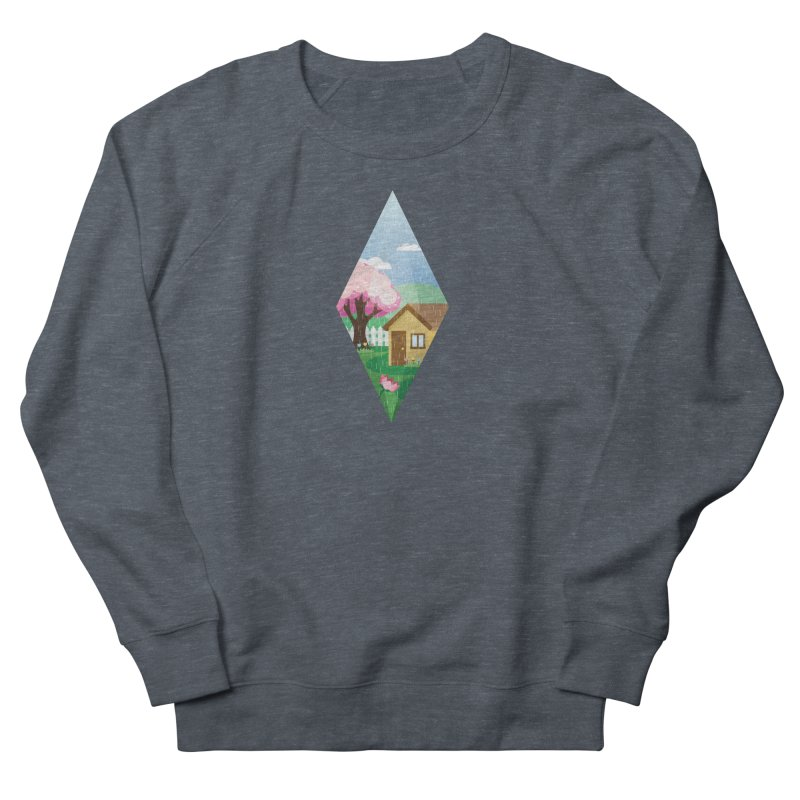 The Sims 4 Seasons - Spring-bob Men's French Terry Sweatshirt by The Sims Official Threadless Store