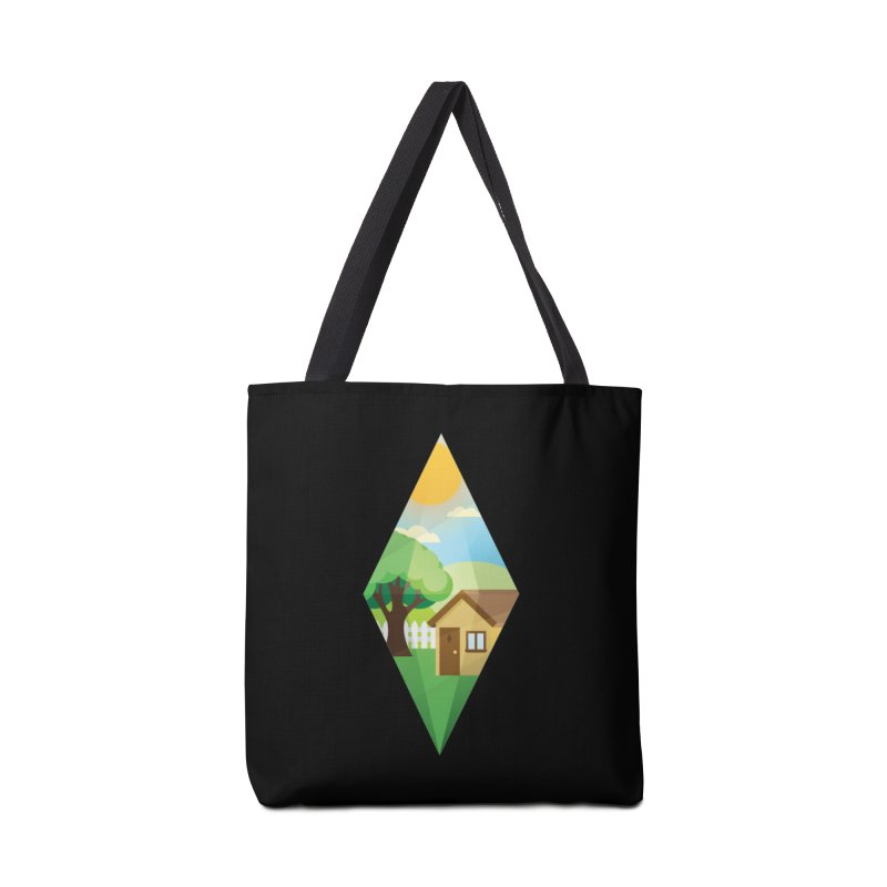 The Sims 4 Seasons - Summer-bob Accessories Bag by The Sims Official Threadless Store
