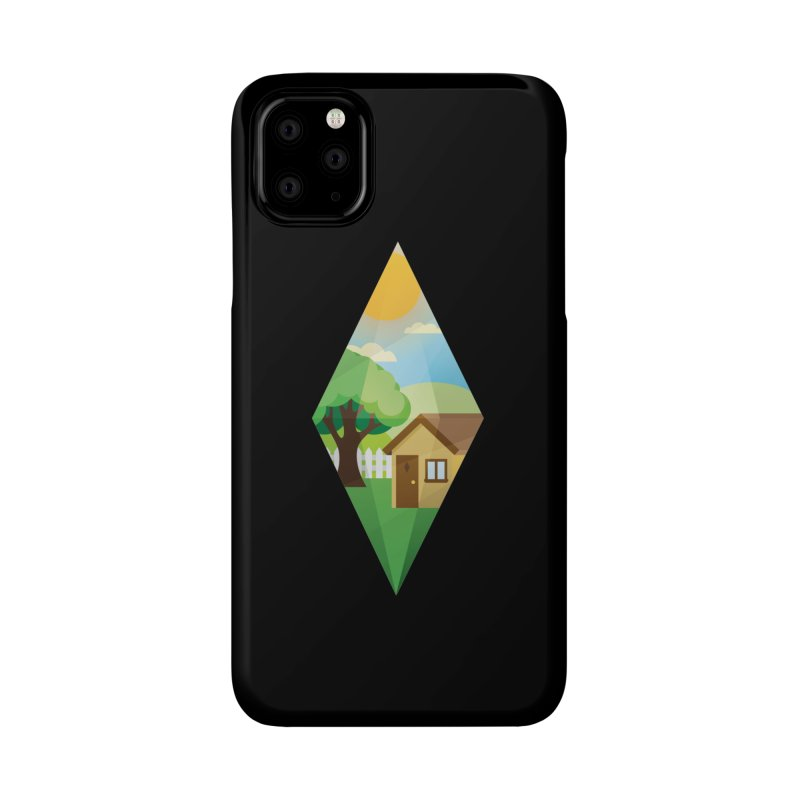 The Sims 4 Seasons - Summer-bob Accessories Phone Case by The Sims Official Threadless Store