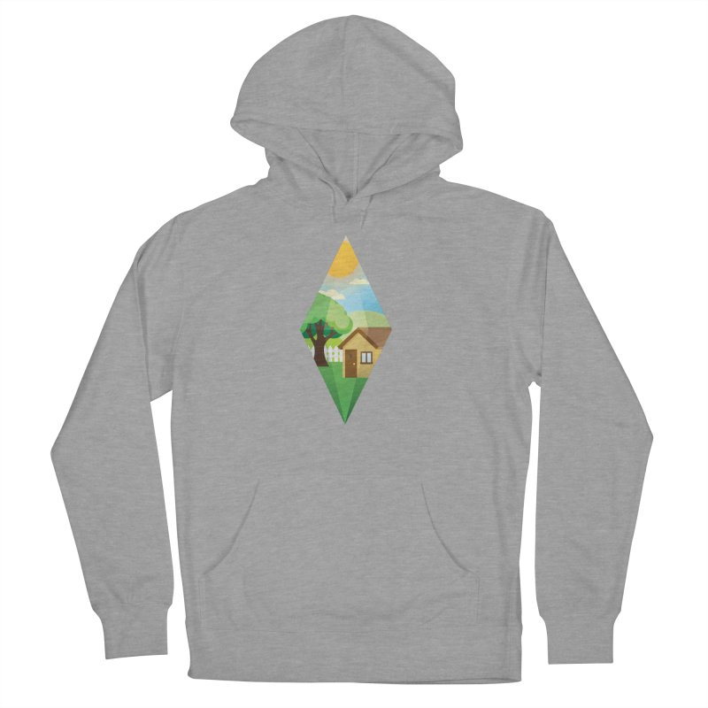 The Sims 4 Seasons - Summer-bob Women's Pullover Hoody by The Sims Official Threadless Store