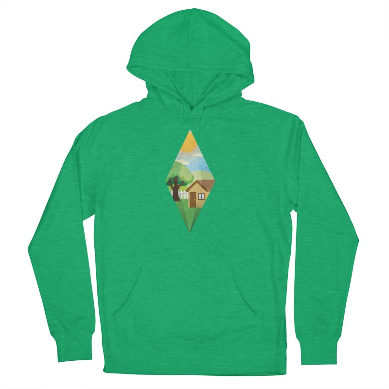 The Sims 4 Seasons - Summer-bob Women's French Terry Pullover Hoody by The Sims Official Threadless Store