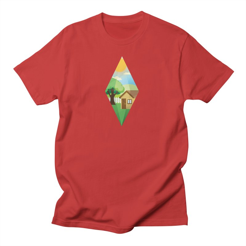 The Sims 4 Seasons - Summer-bob Women's Regular Unisex T-Shirt by The Sims Official Threadless Store