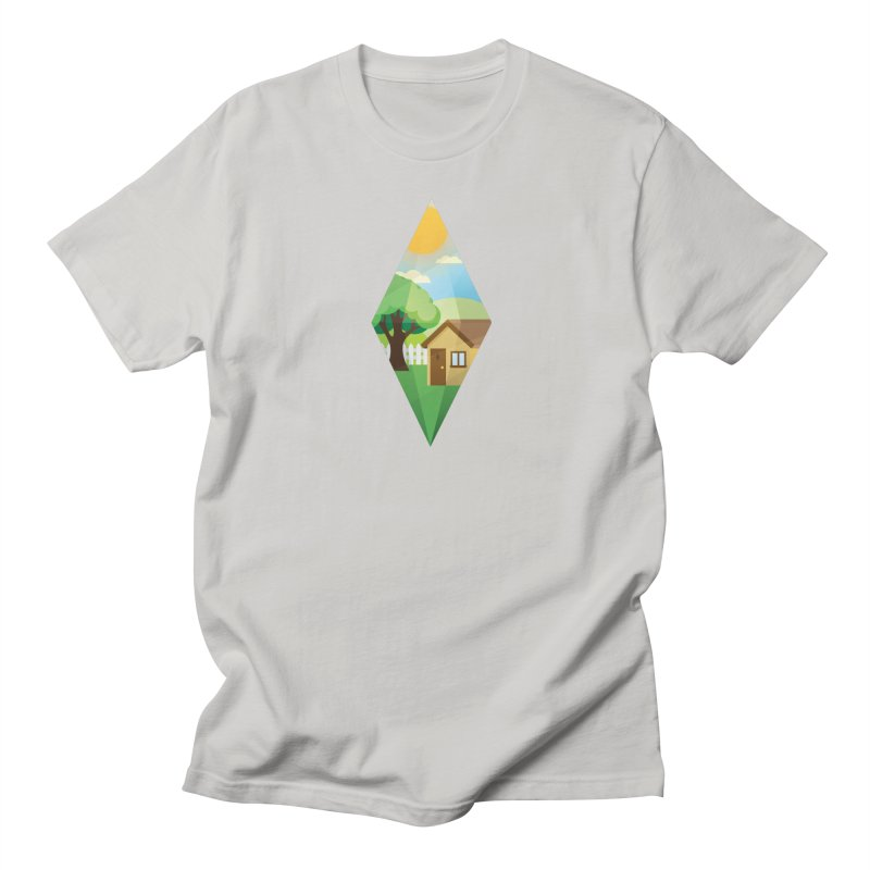 The Sims 4 Seasons - Summer-bob Men's Regular T-Shirt by The Sims Official Threadless Store