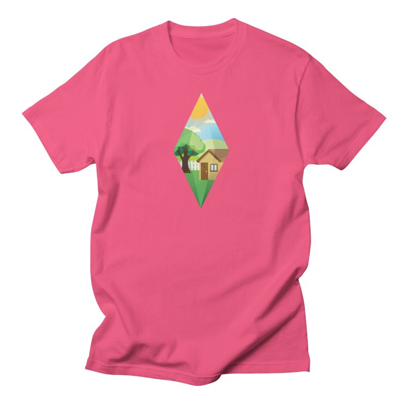 The Sims 4 Seasons - Summer-bob Women's Regular Unisex T-Shirt by The Sims Official Threadless Store