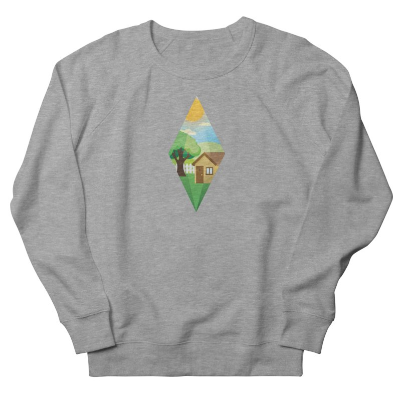 The Sims 4 Seasons - Summer-bob Women's French Terry Sweatshirt by The Sims Official Threadless Store