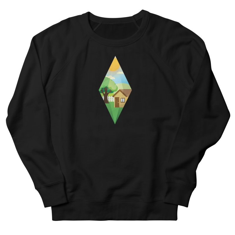 The Sims 4 Seasons - Summer-bob Men's French Terry Sweatshirt by The Sims Official Threadless Store
