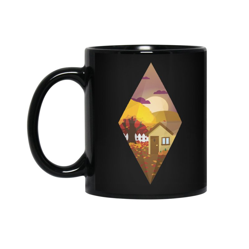 The Sims 4 Seasons - Fall-bob Accessories Standard Mug by The Sims Official Threadless Store