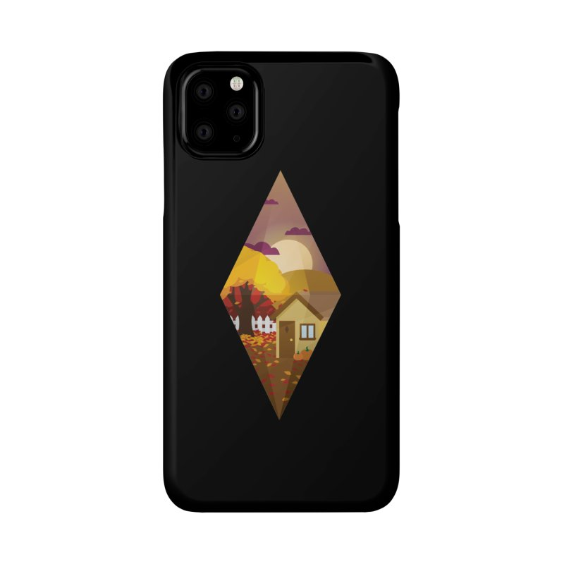 The Sims 4 Seasons - Fall-bob Accessories Phone Case by The Sims Official Threadless Store