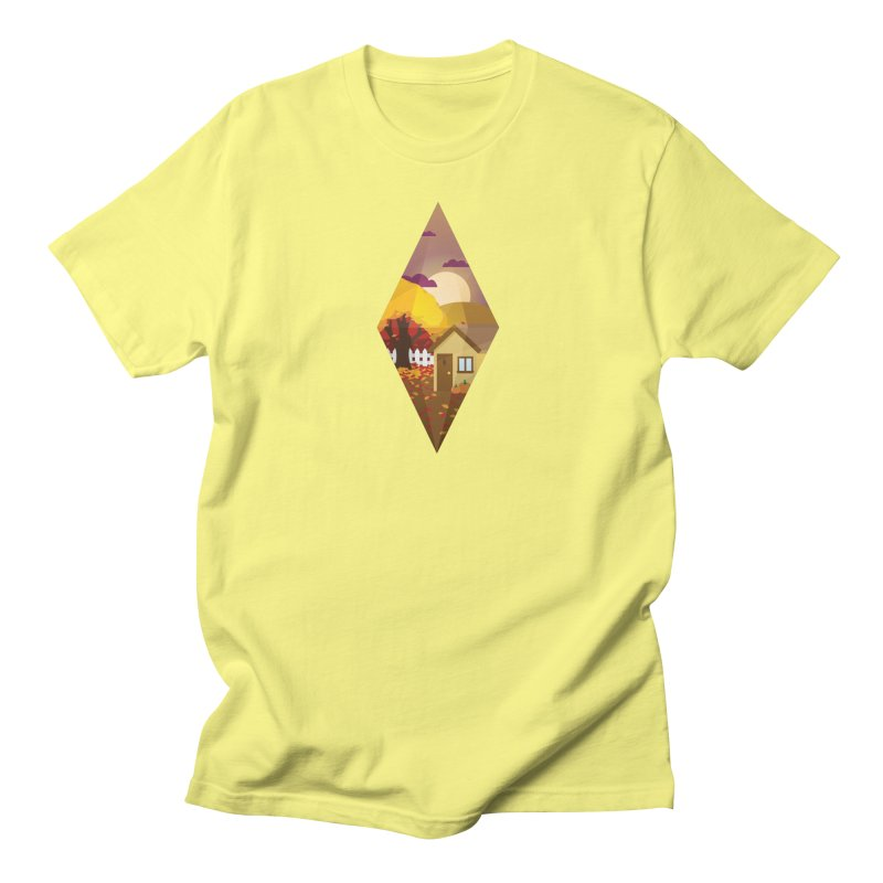 The Sims 4 Seasons - Fall-bob Men's Regular T-Shirt by The Sims Official Threadless Store