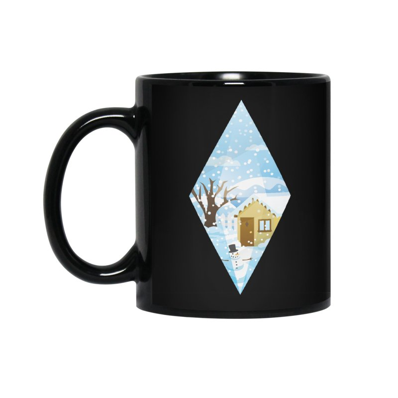 The Sims 4 Seasons - Winter-bob Accessories Standard Mug by The Sims Official Threadless Store