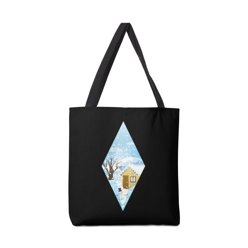 The Sims 4 Seasons - Winter-bob Accessories Bag by The Sims Official Threadless Store
