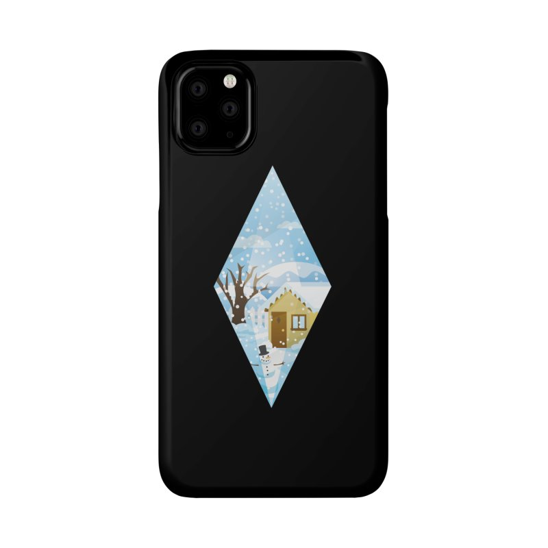 The Sims 4 Seasons - Winter-bob Accessories Phone Case by The Sims Official Threadless Store