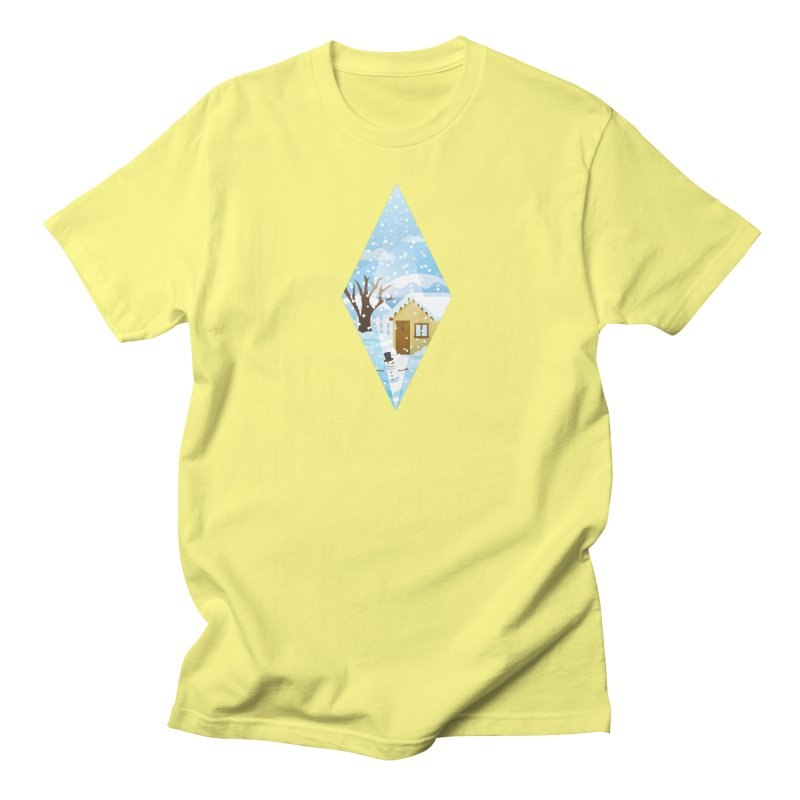 The Sims 4 Seasons - Winter-bob Women's T-Shirt by The Sims Official Threadless Store