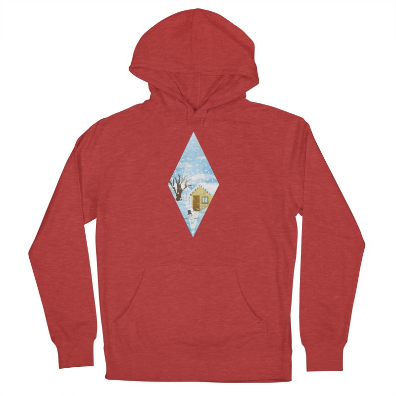 The Sims 4 Seasons - Winter-bob Women's French Terry Pullover Hoody by The Sims Official Threadless Store