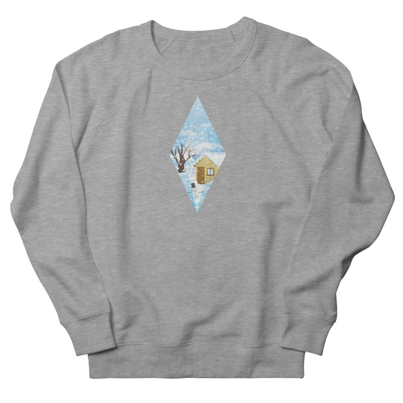 The Sims 4 Seasons - Winter-bob Men's French Terry Sweatshirt by The Sims Official Threadless Store