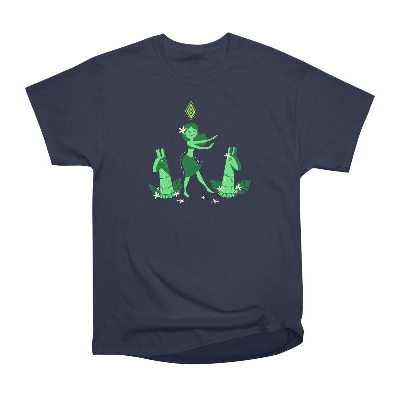 Sim-hula Green Women's Heavyweight Unisex T-Shirt by The Sims Official Threadless Store