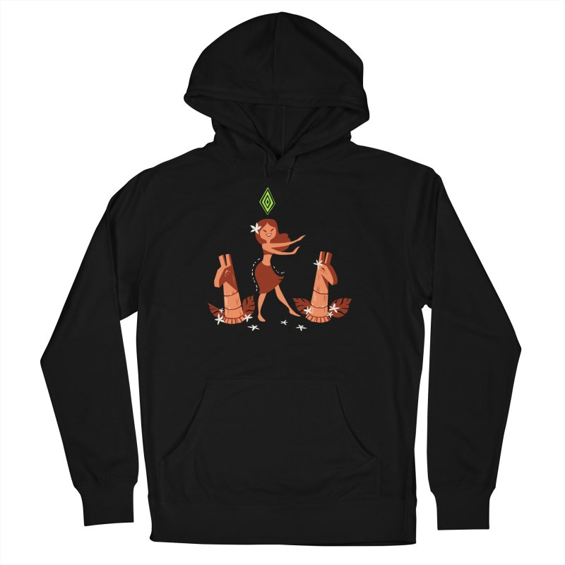 Sim-hula Orange Women's French Terry Pullover Hoody by The Sims Official Threadless Store
