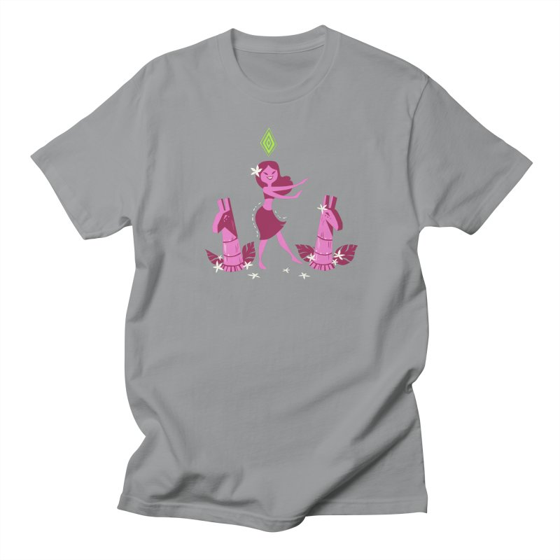 Sim-hula Pink Women's Unisex T-Shirt by The Sims Official Threadless Store