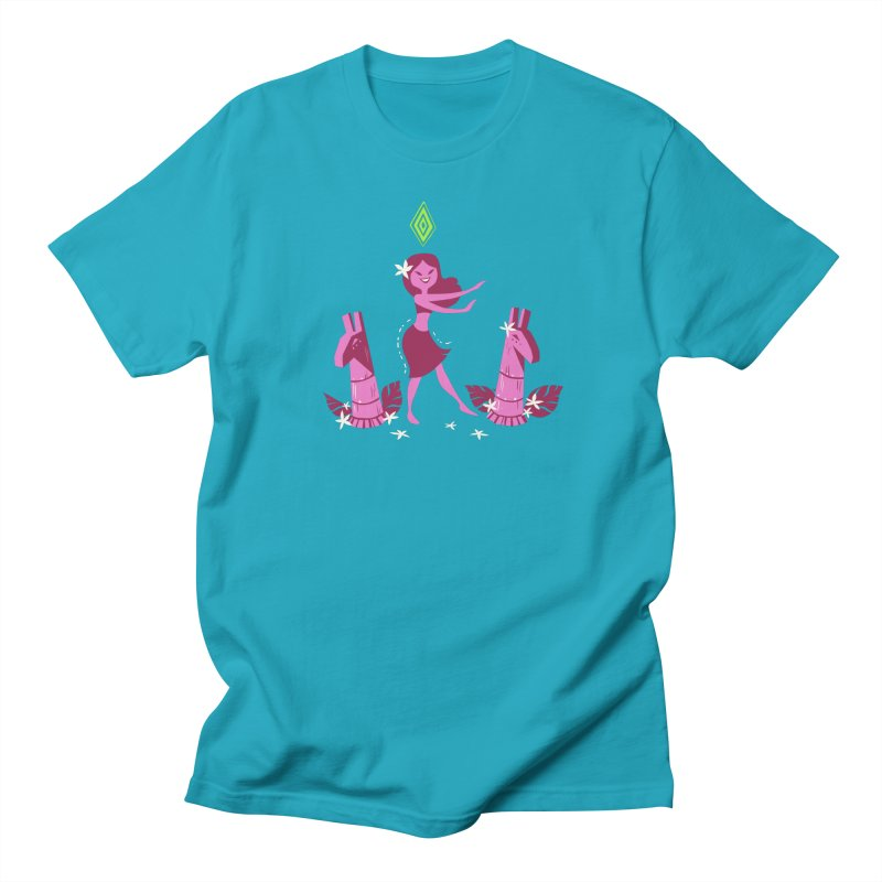Sim-hula Pink Women's T-Shirt by The Sims Official Threadless Store