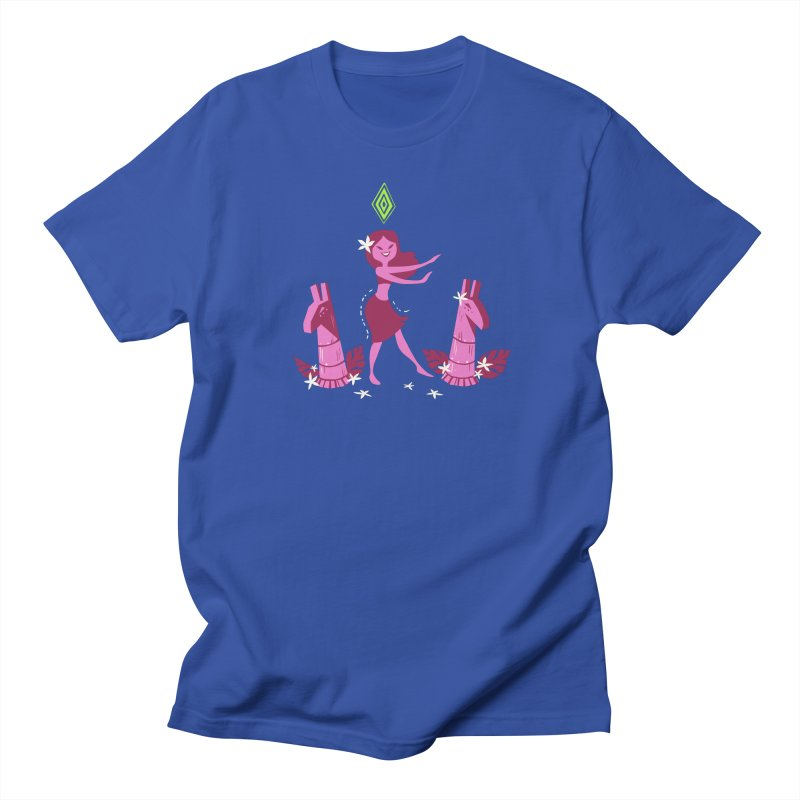 Sim-hula Pink Women's Regular Unisex T-Shirt by The Sims Official Threadless Store