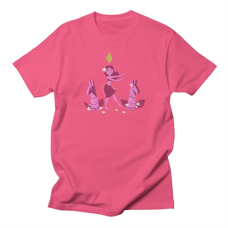 Sim-hula Pink Men's Regular T-Shirt by The Sims Official Threadless Store