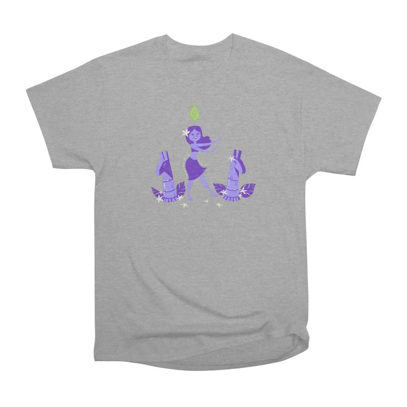 Sim-hula Purple Men's Heavyweight T-Shirt by The Sims Official Threadless Store