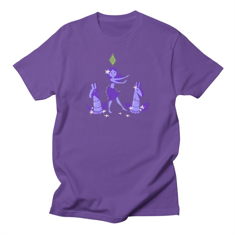 Sim-hula Purple Men's Regular T-Shirt by The Sims Official Threadless Store