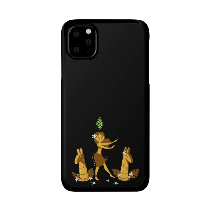 Sim-hula Yellow Accessories Phone Case by The Sims Official Threadless Store