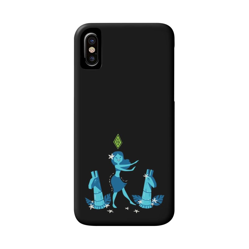 Sim-hula Blue Accessories Phone Case by The Sims Official Threadless Store
