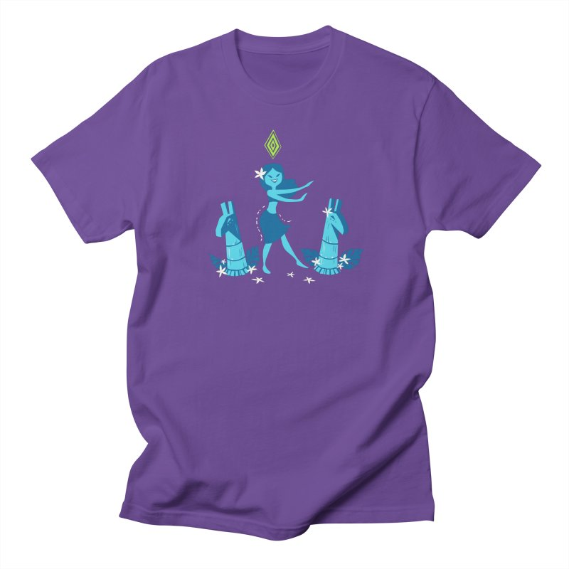 Sim-hula Blue Men's Regular T-Shirt by The Sims Official Threadless Store