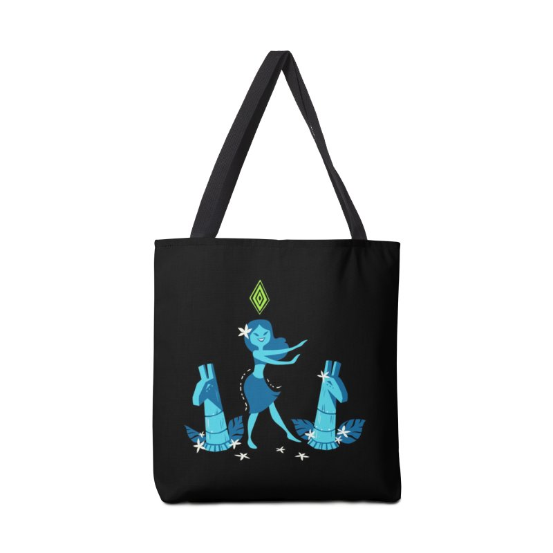 Sim-hula Blue Accessories Bag by The Sims Official Threadless Store