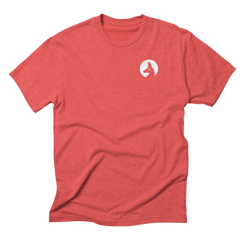 Hero Llama Logo Men's Triblend T-Shirt by The Sims Official Threadless Store