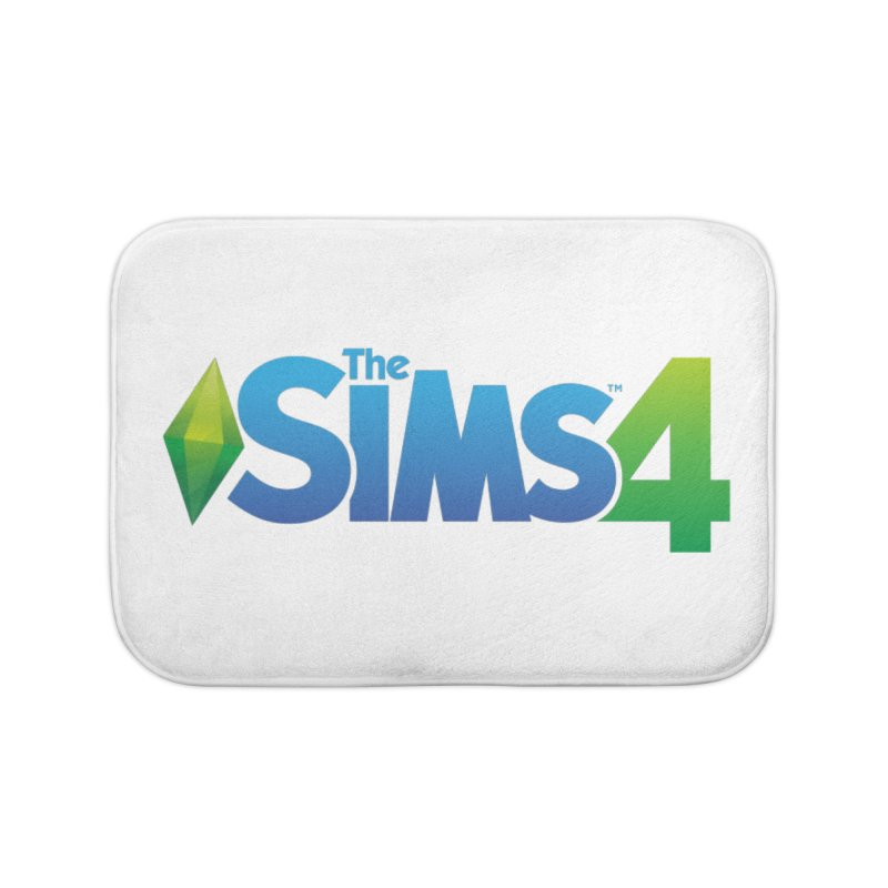 The Sims 4 Home Bath Mat by The Sims Official Threadless Store