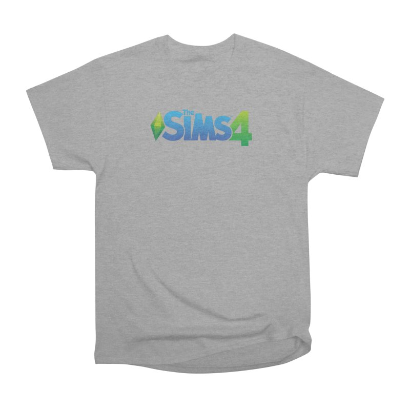 The Sims 4 Women's Heavyweight Unisex T-Shirt by The Sims Official Threadless Store
